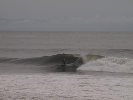 北海道の波
