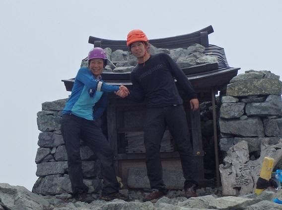 2015北方稜線kei (300)剱岳_17座目_最後の頂